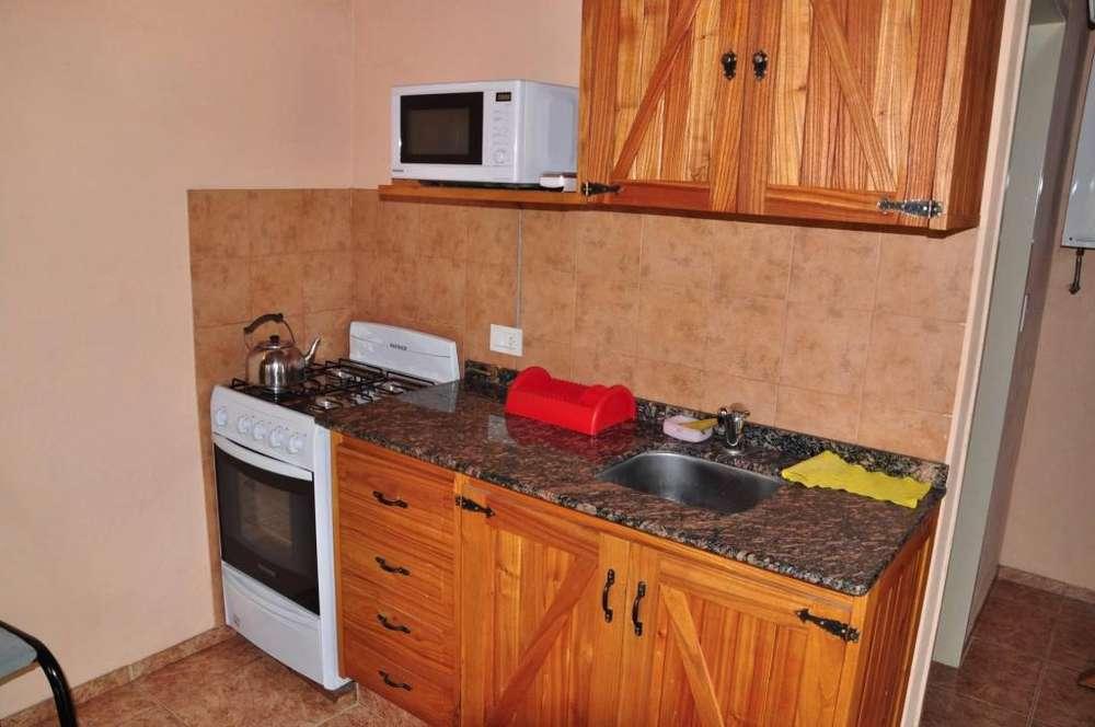 nm48 - Cabaña para 2 a 6 personas con pileta y cochera en Villa Carlos Paz
