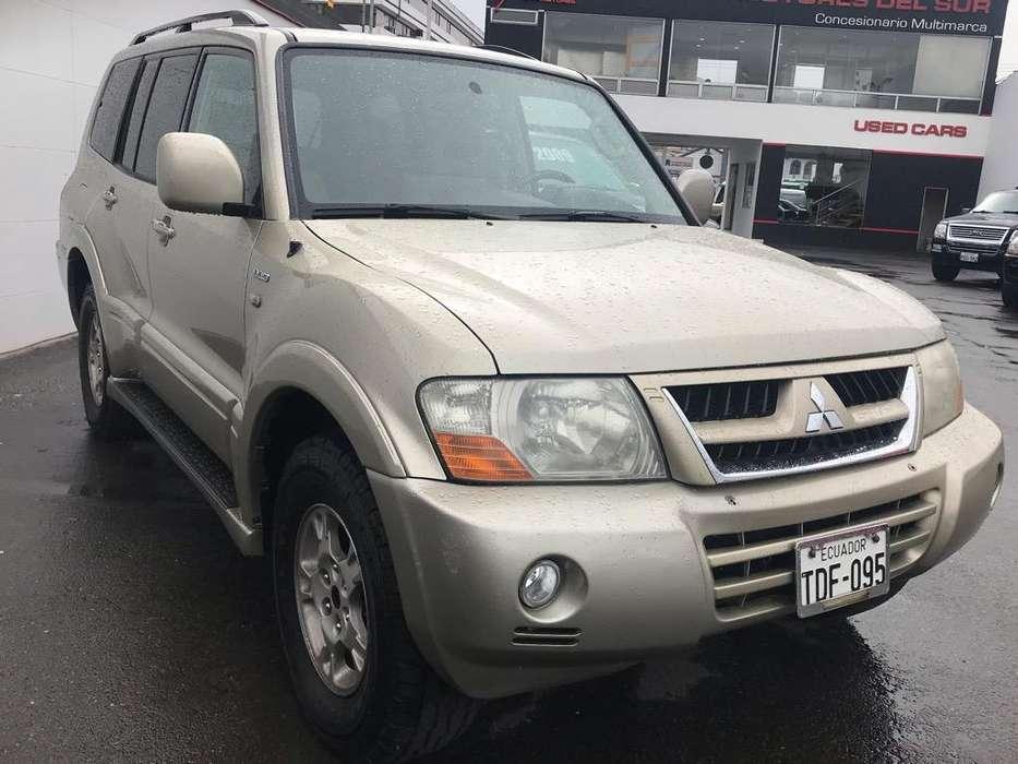 Mitsubishi Montero 2006 - 172000 km