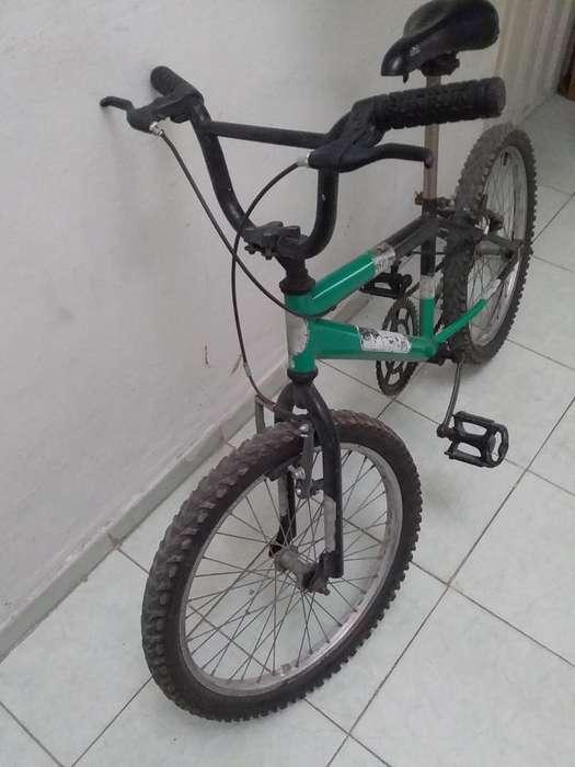 Cambio Bicicleta Niño