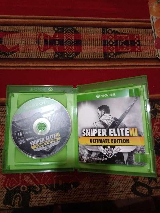 Juego Xbox One Sniper Elite 3