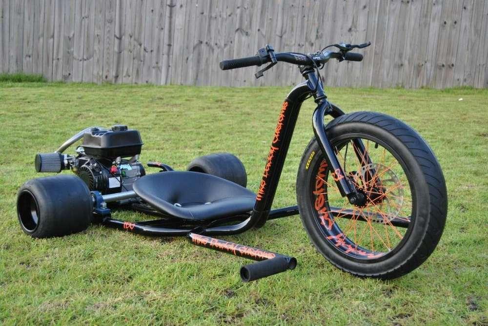 Triked con Motor