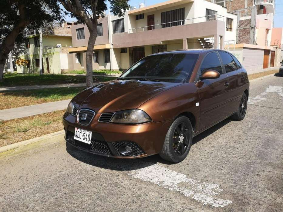 Seat Ibiza  2008 - 105000 km