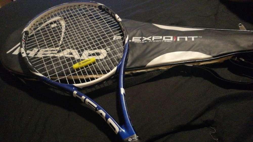 Raqueta Profesional Head Flex Point