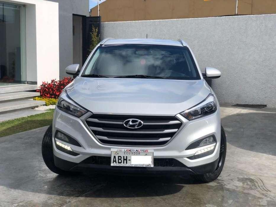 Hyundai Tucson 2018 - 30000 km