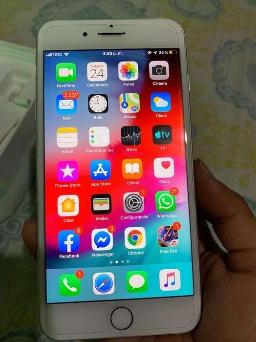 iPhone 7Plus sin Cargador Negociables