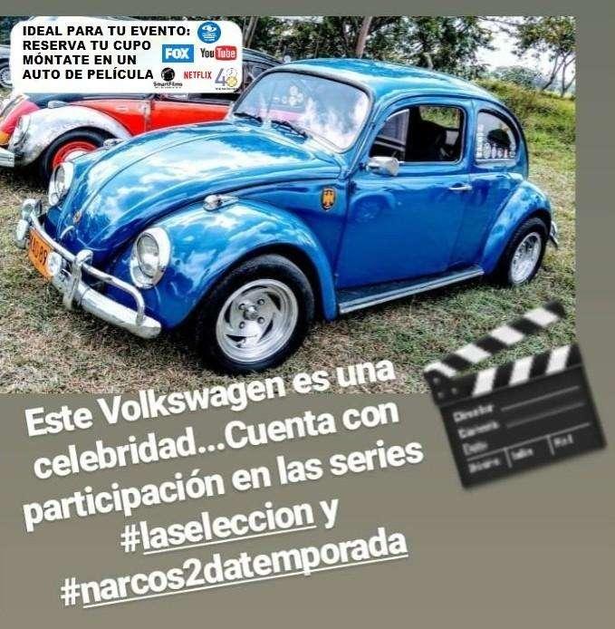 <strong>volkswagen</strong> Escarabajo 1961 - 100000 km