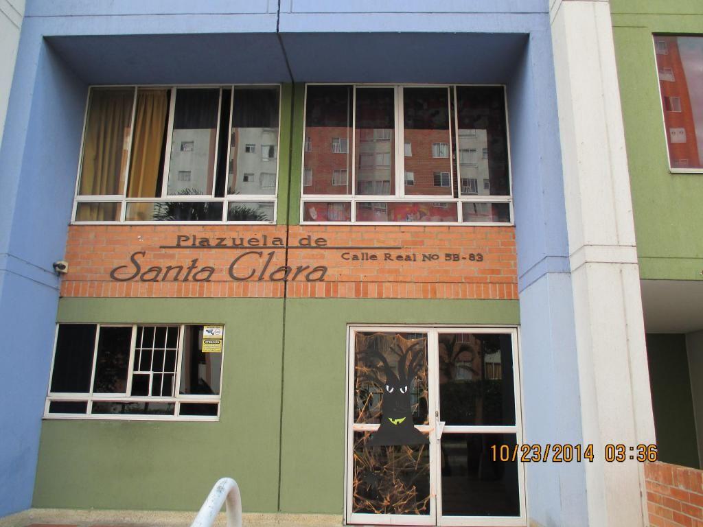 SE VENDE APARTAESTUDIO CONJUNTO PLAZUELA SANTACLARA REAL DE MINAS