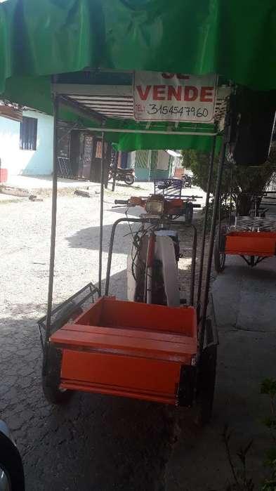 Vendo Moto Triciclo en Buen Estado