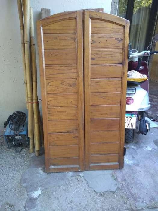 Puertas de Vestidores