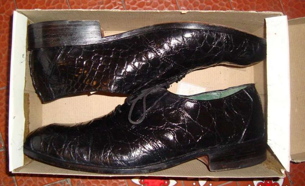 Zapatos hombre originales talle 45 vestir gala unicos