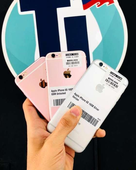 iPhone 6S Usados