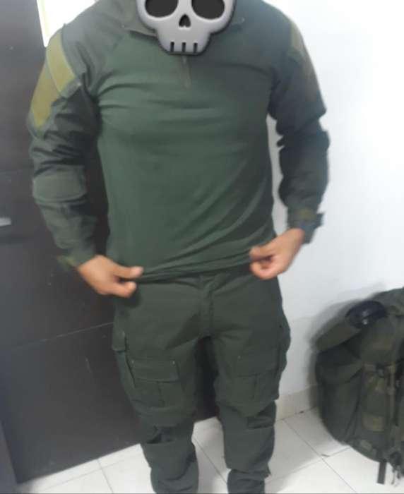 Uniforme Tactico Policía