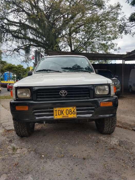 Toyota Hilux 1995 - 0 km