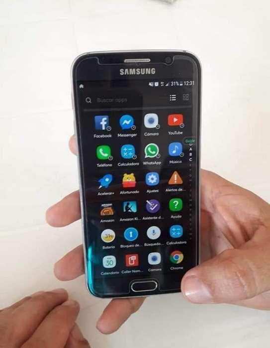 Vendo Samsung S6 Normal de 32gb