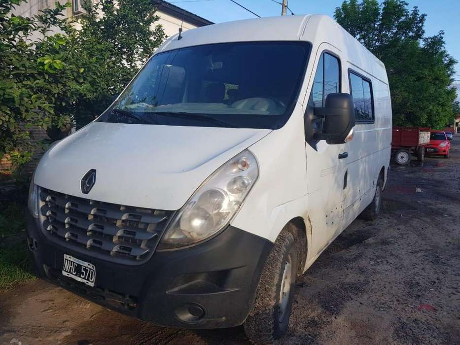 Vendo Renault mster furgn