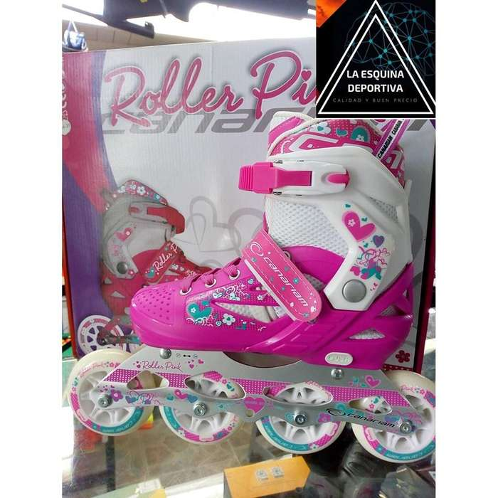 Patin Canariam Semiprofesional Roller