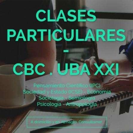 profesor particular CBC ICSE IPC sociales juridicas semiologia