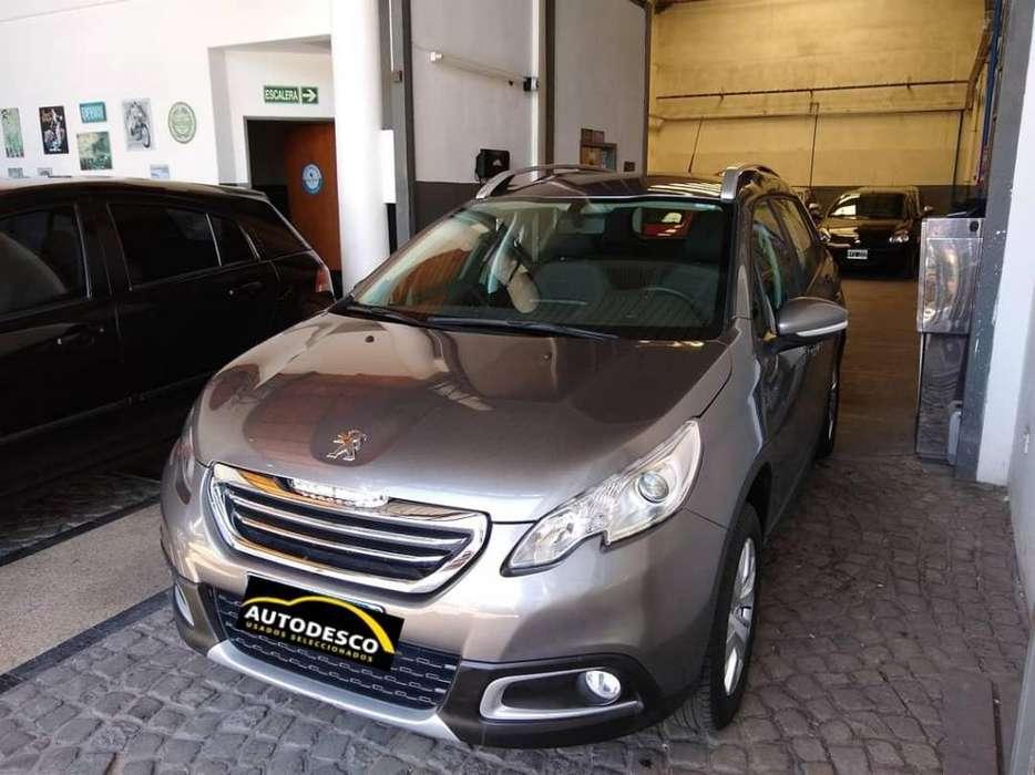 Peugeot 2008 2017 - 47000 km