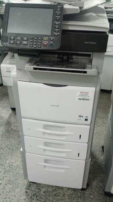 Fotocopiadora E Impresora Ricoh Sp 5210