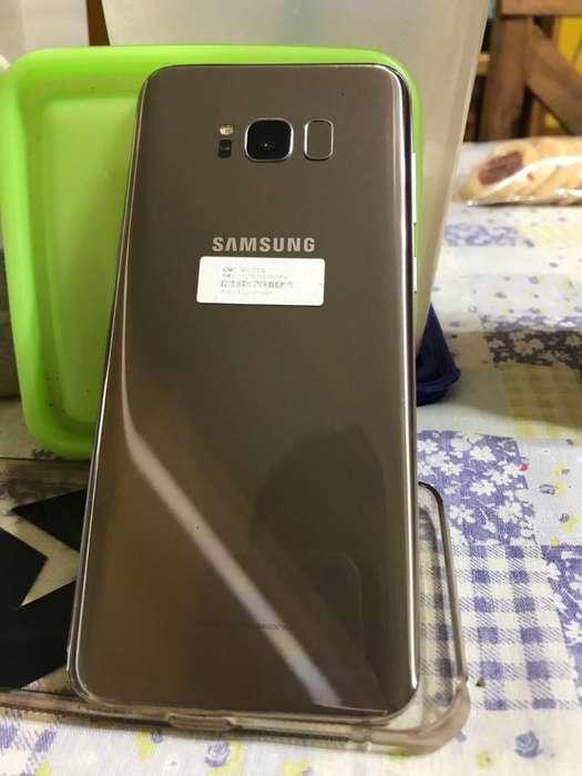 Samsung S8 Plus Libre Mínimo Detalle