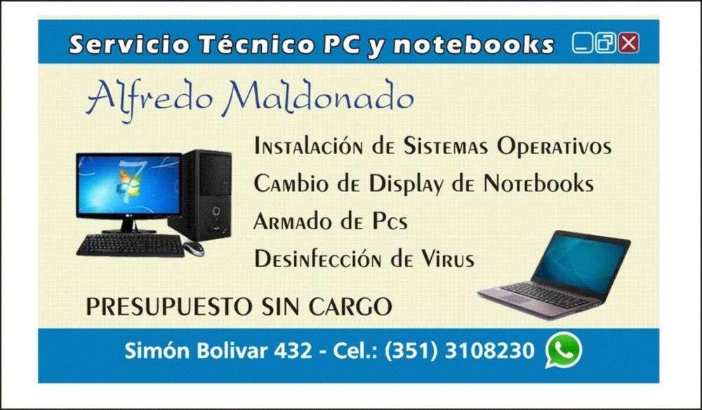 Soporte Técnico de Pc Y Notebook