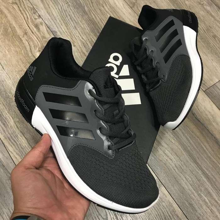 Zapatos Hombre <strong>adidas</strong> Cloudfoam Running DTEMPORADA