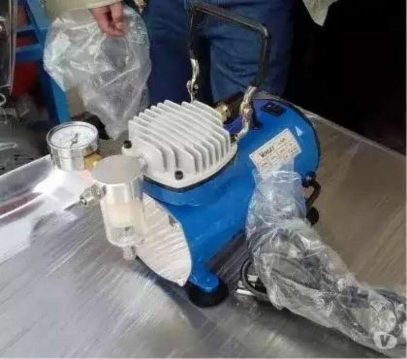 Compresor De Aire Para bronceado, decoración de pasteles,etc
