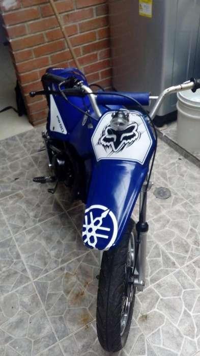 Se Vende Una Pwi 80 Yamaha Modelo 2008