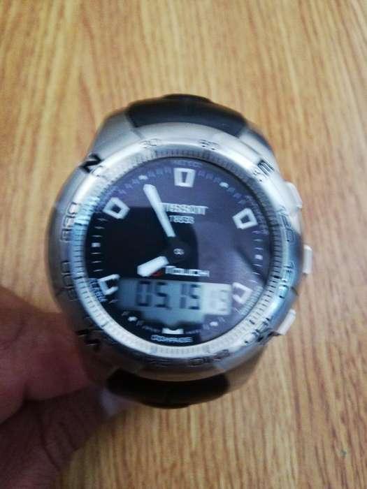Vendo Reloj Tissot Touch