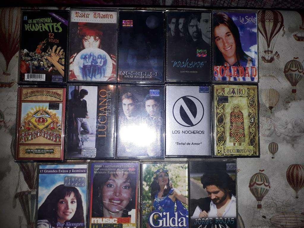 Cassettes en Buen Estado