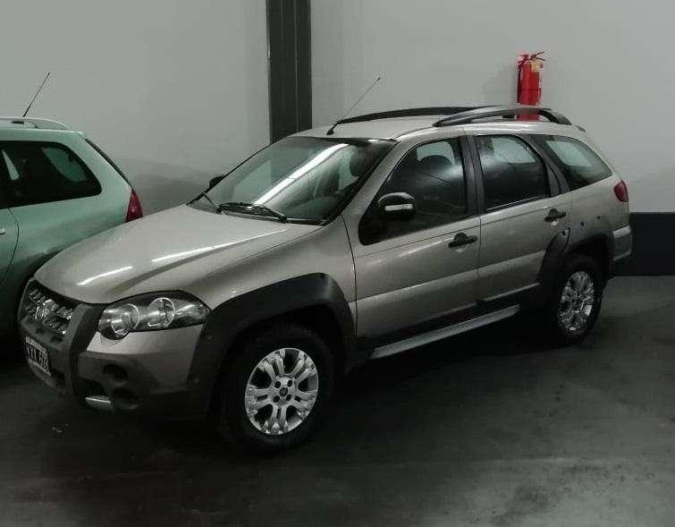 Fiat Palio Adventure 2012 - 125000 km
