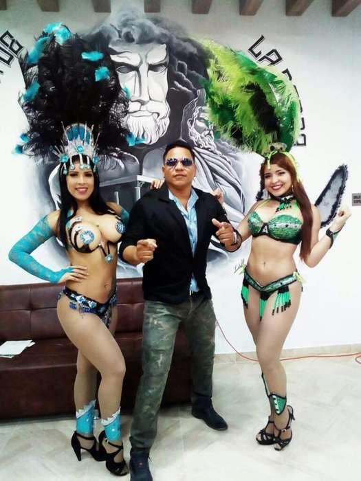 Hombre Orquesta Mas Show de Garotas