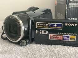 Camara Sony Handycam Hdr-Xr550V