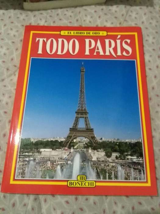 Todo Paris . El Libro de Oro . Turismo 2007 en español