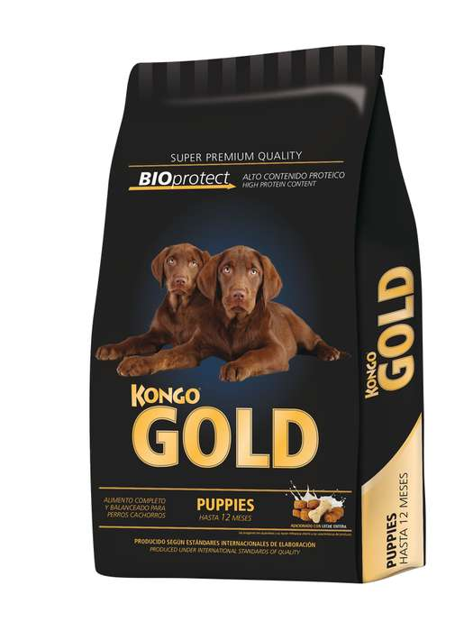 Kongo Gold Cachorro 20 kg