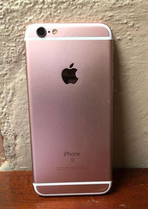 iPhone 6S 16Gb Rosa 9/10