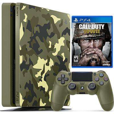 Play 4 edicion limitada Call Of Duty