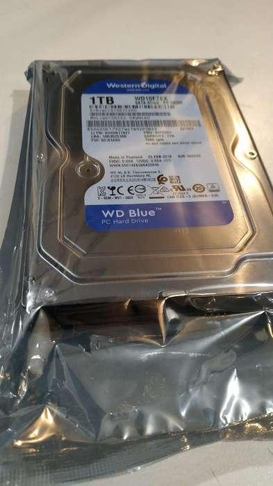 Disco Rigido 1tb Blue Wd Western Digital