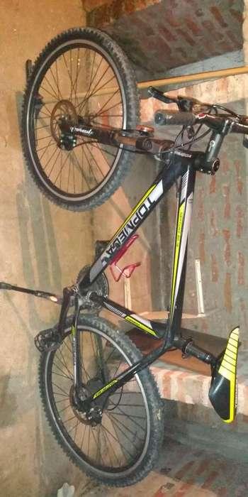 Bicicleta rodado 26 24 velocidades igual a nueva