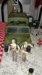 Vendo Autitos, Soldados Y Camiones