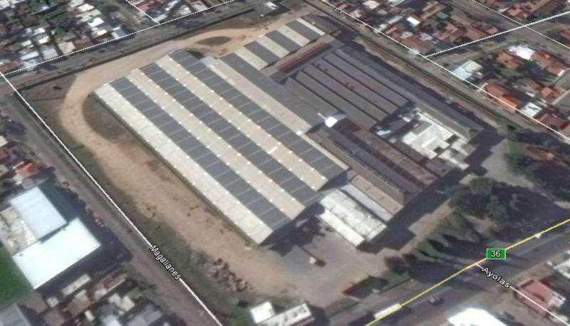 Excelente depósito de 40000 m2 cubiertos en venta o alquiler