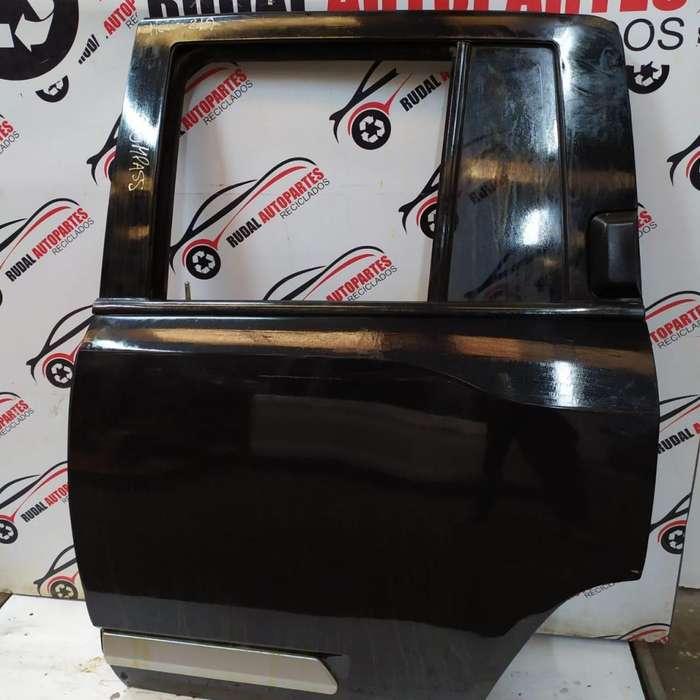 Puerta Trasera Izquierda <strong>jeep</strong> Compass 7837.5 Oblea:02828070
