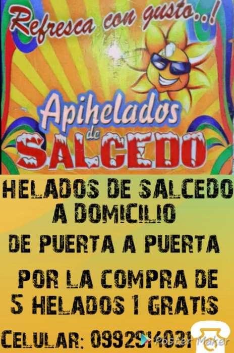 Helados Salcedo Puerta a Puerta 1.00