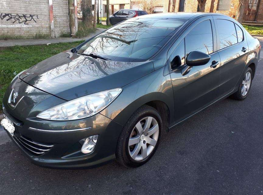 <strong>peugeot</strong> 408 2011 - 160000 km