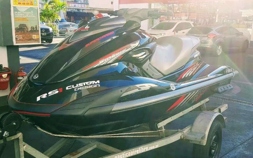 Yamaha 1.800 Turbo