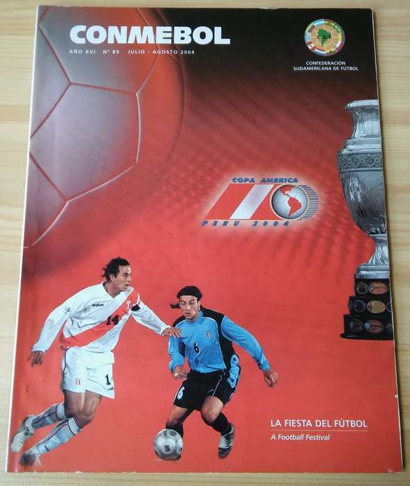 Revista Conmebol , Copa America Peru 2004