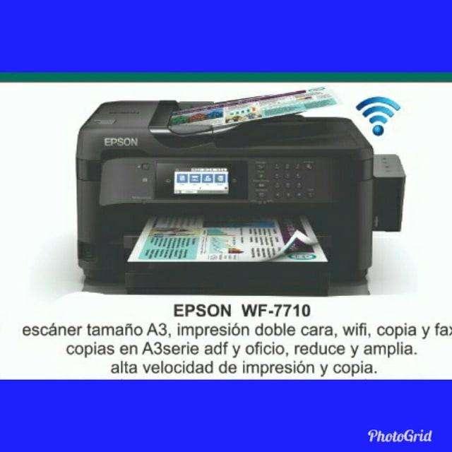 IMPRESORA EPSON WF-7710