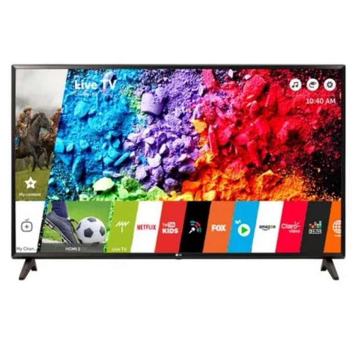 Smart Tv <strong>lg</strong> 43 Pu<strong>lg</strong>adas