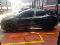 Vendo Nissan Qashqai 2016 Full Exclusive