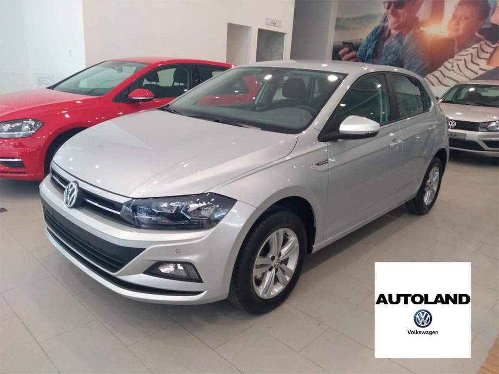 Volkswagen Polo  Confortline 2020 At